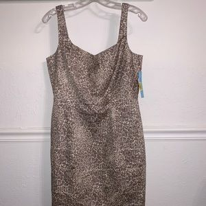 Antonio Melani Allison Dress Leopard Print.